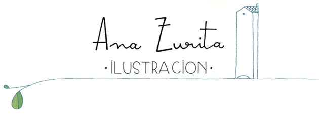 Ana Zurita Freelance Illustrator