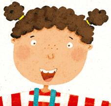 Ilustración de Ana Zurita para cuento infantil