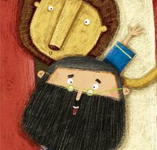 ana zurita ilustracion infantil niños circo childrenbook illustration circus