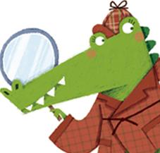 ana zurita ilustracion alligator_0